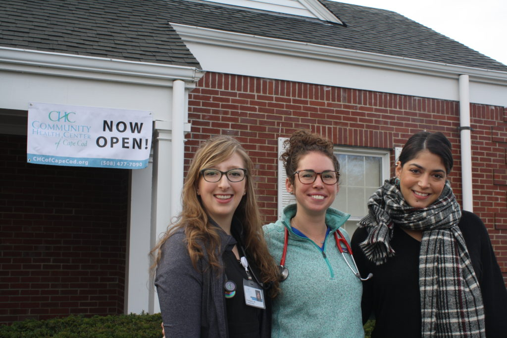 Community Health Center of Cape Cod's New Centerville Location Now